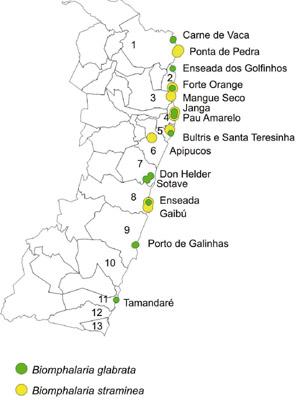 Agência Fiocruz De Notícias - Cabo de santo agostinho map